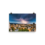 Load image into Gallery viewer, Storm above Zagreb