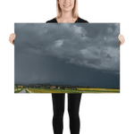 Load image into Gallery viewer, Storm approaching to the Marshes of Fucecchio