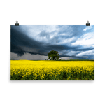 Load image into Gallery viewer, Storm front in southern Germany