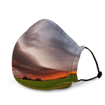 "Load image into Gallery viewer, Stormchaser ""Signature"" face mask: Andreas Feichtmeier"