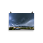 Load image into Gallery viewer, Stunning mesocyclone in Padova