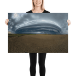 Load image into Gallery viewer, Stunning shelf cloud