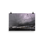 Load image into Gallery viewer, Stunning thunderstorm in Genoa