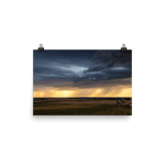 Load image into Gallery viewer, Sunset in northwest Iowa