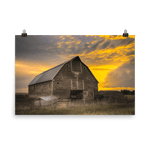 Load image into Gallery viewer, Sunset outside of Taylor