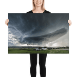 Load image into Gallery viewer, Supercell over Rapid City in South Dakota