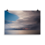 Load image into Gallery viewer, Supercell with red painted wall cloud