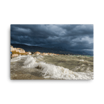 Load image into Gallery viewer, The Jugo wind in Kaštel Novi