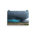 Load image into Gallery viewer, Tornadic supercell in Oklahoma