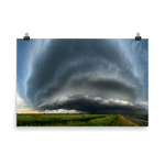 Load image into Gallery viewer, Tornadic supercell near Novska