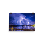 Load image into Gallery viewer, Violent storm in Puglia
