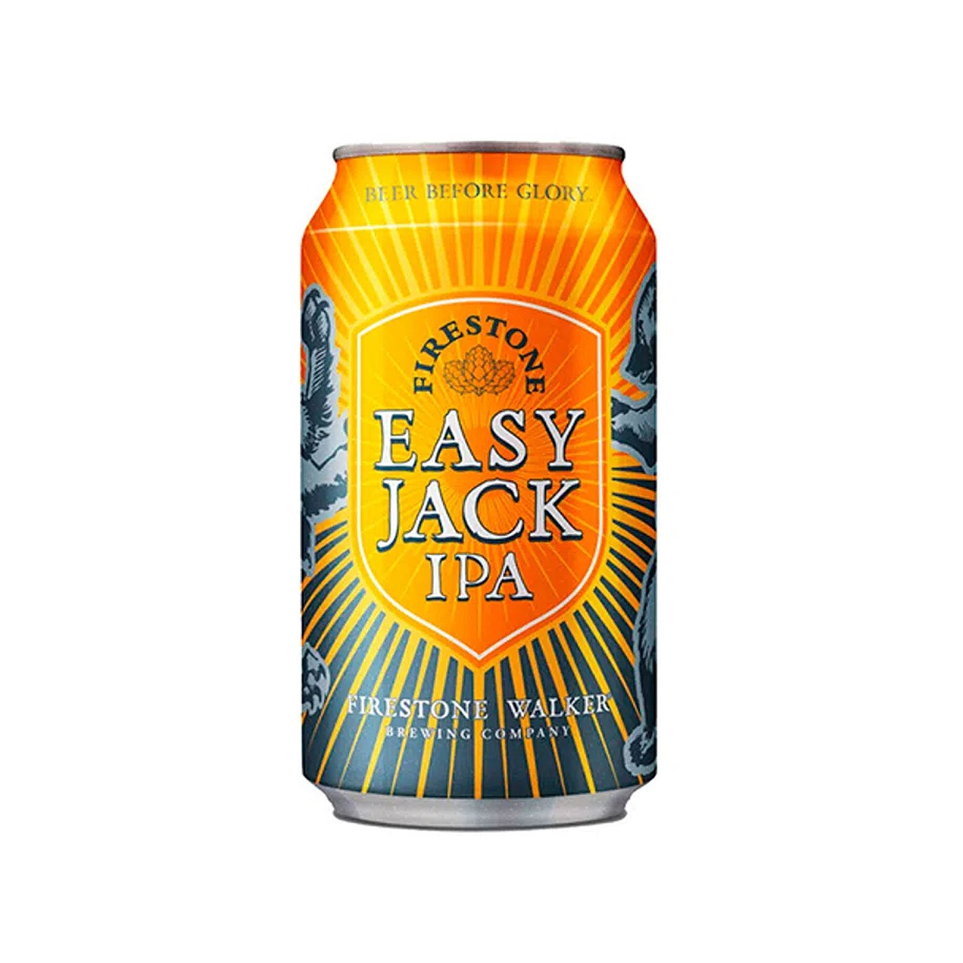 Cerveja Americana Firestone Walker Easy Jack Ipa Lata 350ml