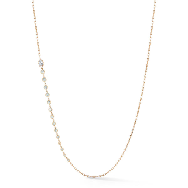Envoy Diamond Single Station Necklace