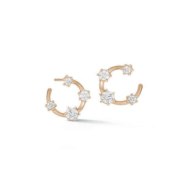 Small Kismet Hoops