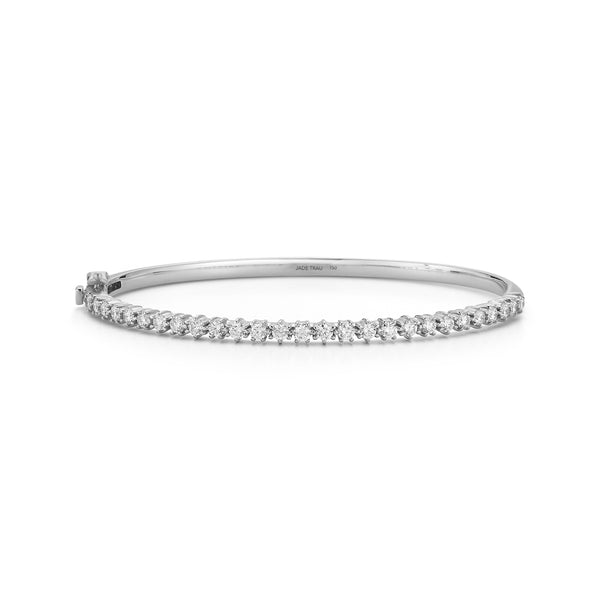 Catherine Diamond Cuff Bracelet