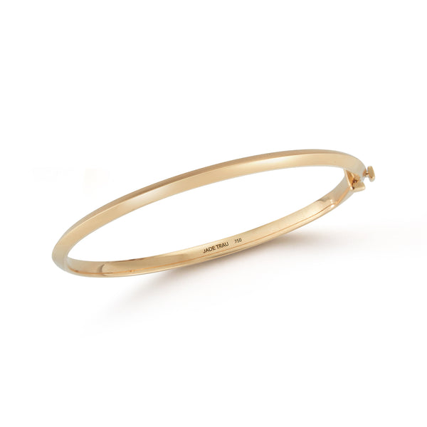 Medium Tatum Gold Cuff Bracelet