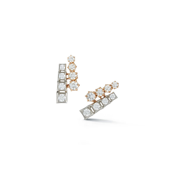 Harlow Two-Tone Studs