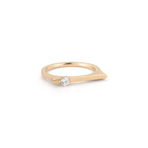Cambria Flat Top Ring
