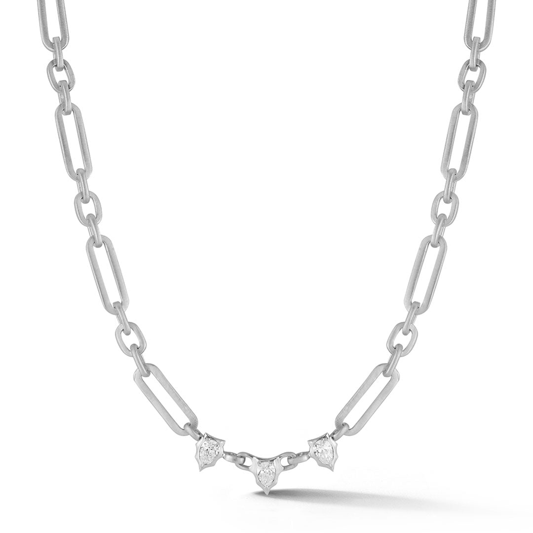 Priscilla Diamond Chain Necklace