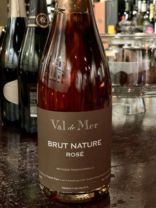 Val de Mer Brut Nature Rose NV