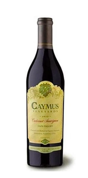 Caymus Napa Valley Cabernet 2018