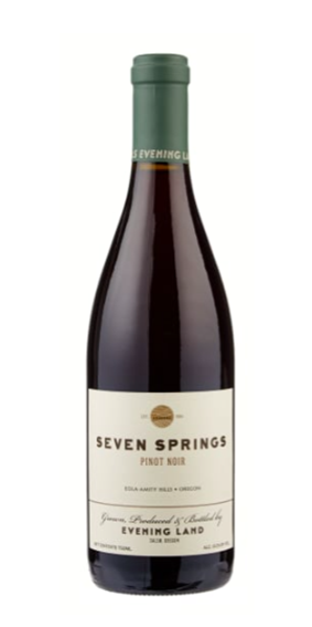 Evening Land Seven Springs Pinot Noir 2017