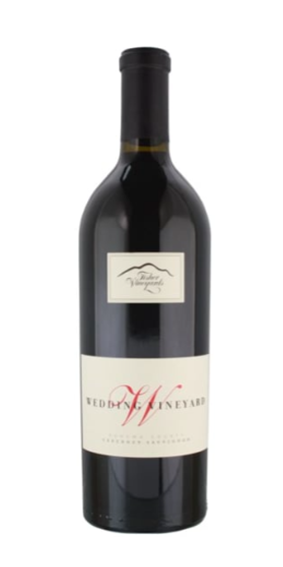 Fisher Vineyards Wedding Vineyard Cabernet Sauvignon 2010