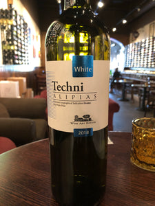 Wine Art Techni Alipias White Blend 2018