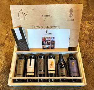 Long Shadows Vintners Collection Gift Box Set