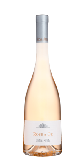 Chateau Minuty Rosé et Or 2019