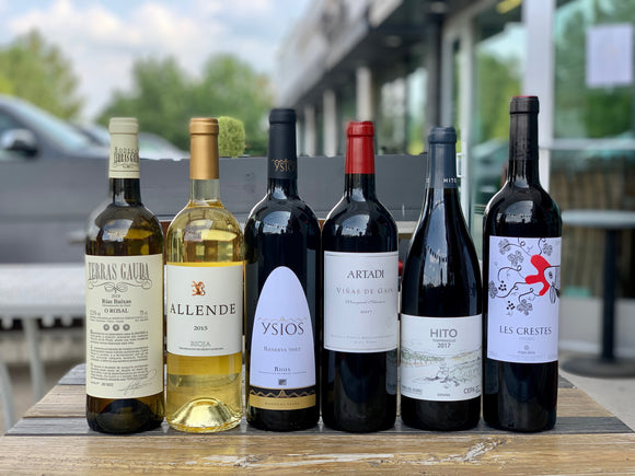*NEW!* Mixed Spanish Wines