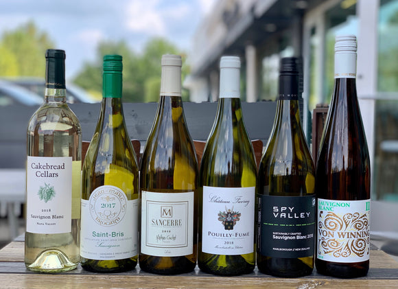 *NEW!* Sauvignon Blancs Around the World