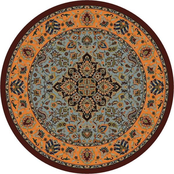 Babylonia - Canyon-CabinRugs Southwestern Rugs Wildlife Rugs Lodge Rugs Aztec RugsSouthwest Rugs