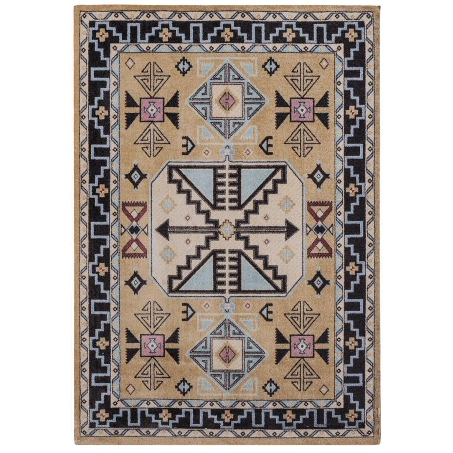 Canyon De Cobre - San Angelo-CabinRugs Southwestern Rugs Wildlife Rugs Lodge Rugs Aztec RugsSouthwest Rugs