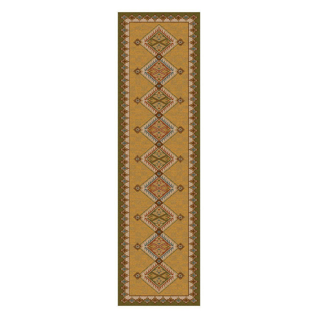 El Padre-CabinRugs Southwestern Rugs Wildlife Rugs Lodge Rugs Aztec RugsSouthwest Rugs