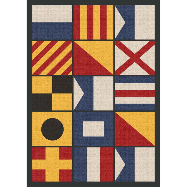 Emblems - Multi-CabinRugs Southwestern Rugs Wildlife Rugs Lodge Rugs Aztec RugsSouthwest Rugs