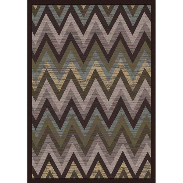 Flames From Above - Cool Earth-CabinRugs Southwestern Rugs Wildlife Rugs Lodge Rugs Aztec RugsSouthwest Rugs
