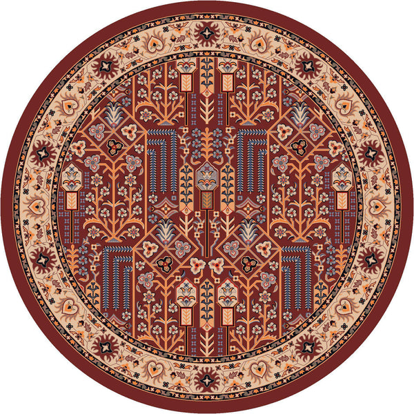 Persian Passage - Panache-CabinRugs Southwestern Rugs Wildlife Rugs Lodge Rugs Aztec RugsSouthwest Rugs