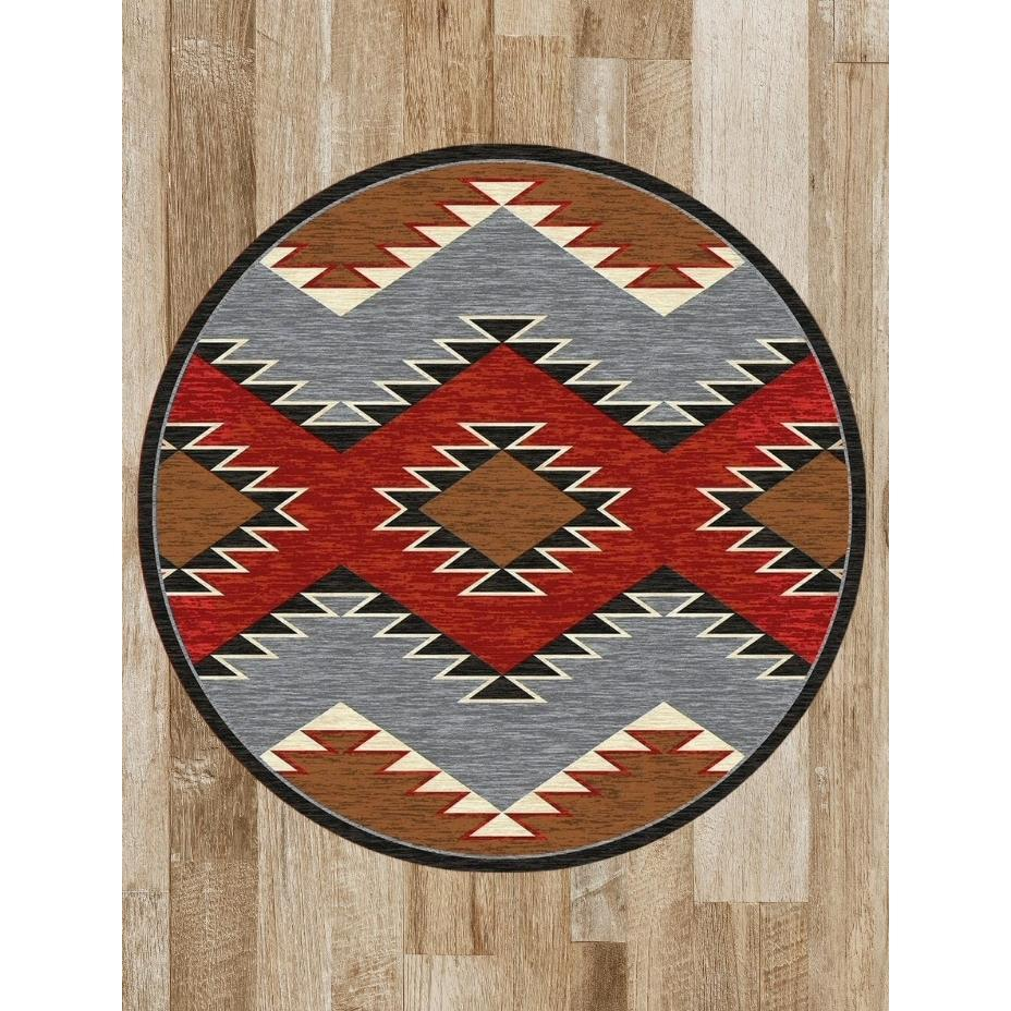 Southwest Heritage - Multi-CabinRugs Southwestern Rugs Wildlife Rugs Lodge Rugs Aztec RugsSouthwest Rugs