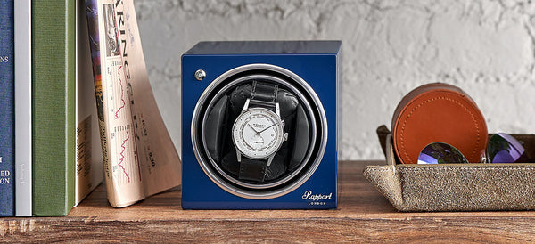 Rapport Evo Watch Winders and Perpetua III Watch Winders on the Hodinkee shop.