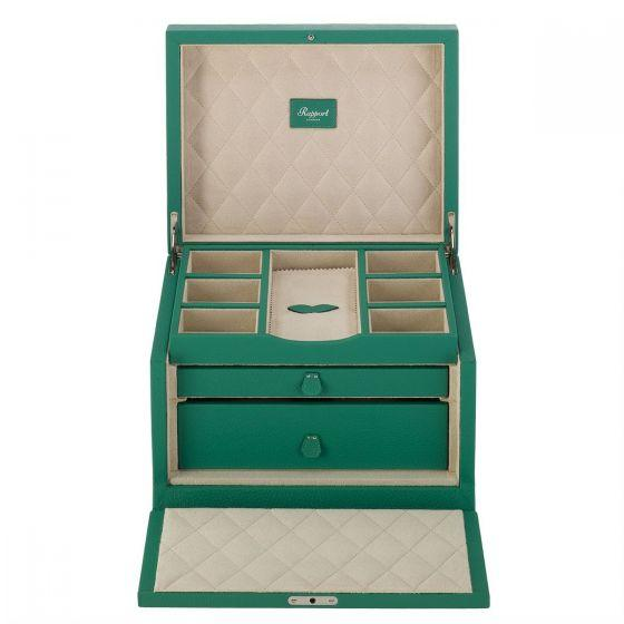 Rapport-Ladies-Aura Grand Jewellery Box-Green