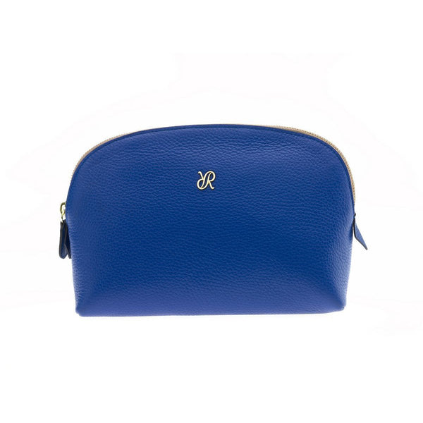 Rapport-Ladies-Large Makeup Pouch-Blue