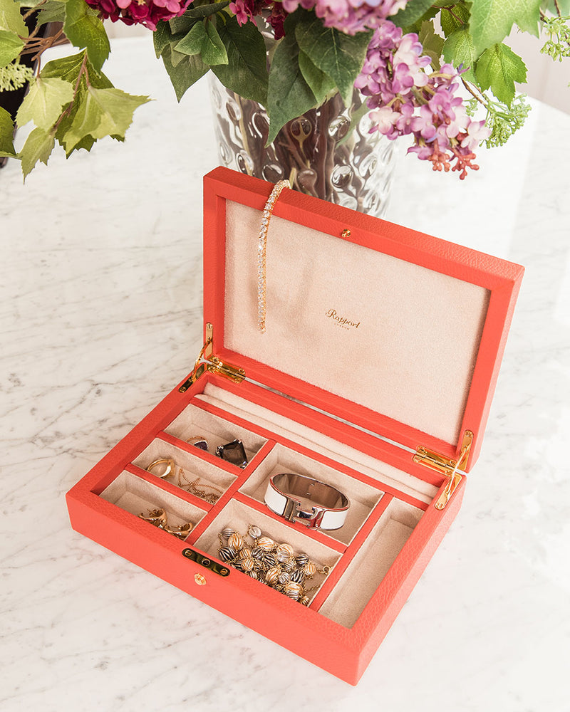 Diana Large Jewellery Box