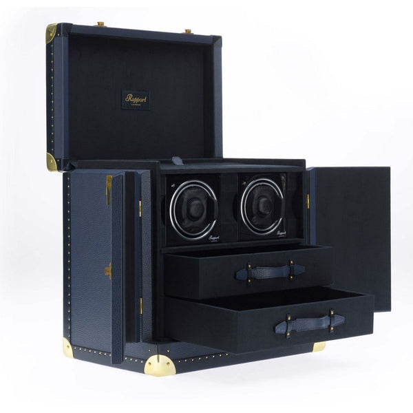 Rapport--Cambridge Watch Winder Trunk-