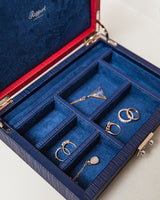 Red and Blue Jewellery Box