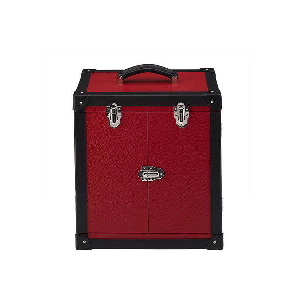 Rapport-Ladies-Deluxe Jewellery Trunk-Red