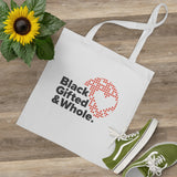 Black Gifted & Whole - IVY PARK INSPO Tote Bag