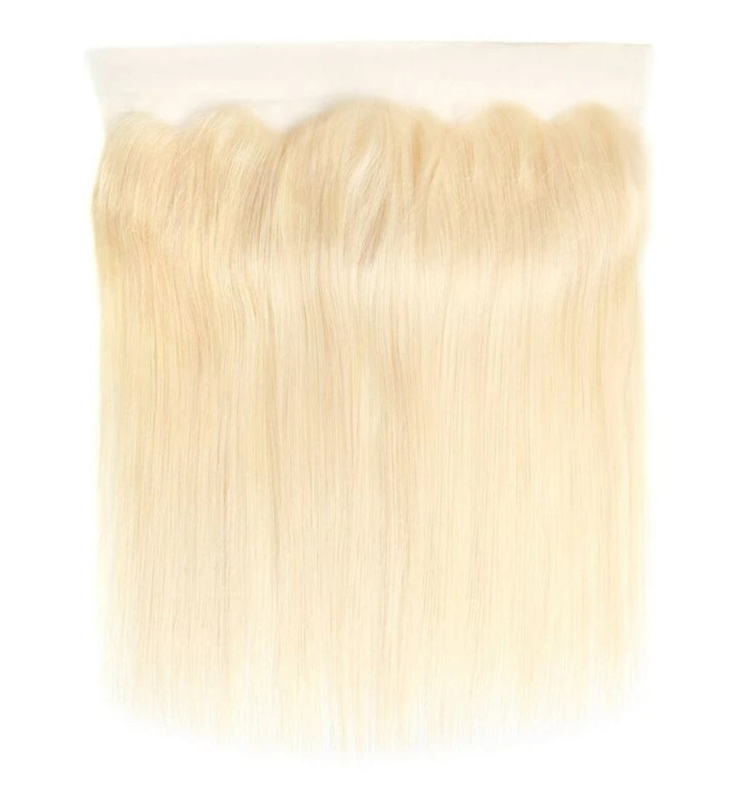 Blonde Straight Frontal *Pre-Order*