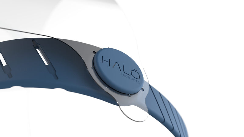 Reusable Halo Face Shield