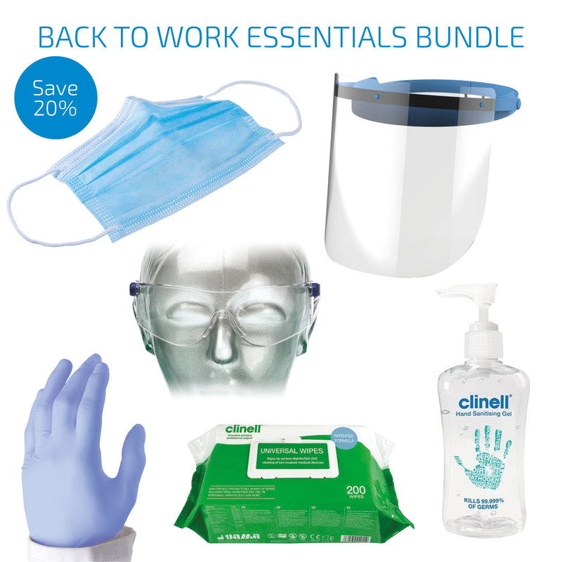 Back To Work Essentials Bundle